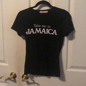 """""""Take Me to Jamaica"""" T shirt"""